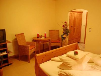 """Photo for Double room """"Gemütlichkeit"""" with shower / WC - Grüblerhof - feel-good holiday"""