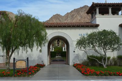 Entry into the Legacy Resort