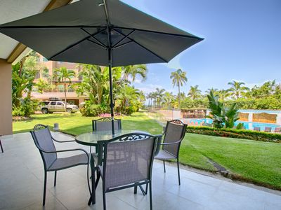 Photo for Accessible Condo Great For Families, Steps from Pools, Beach, Hot Tub