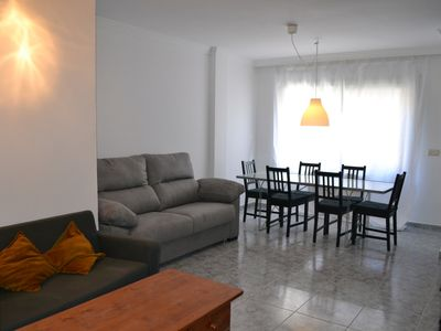 Photo for Spacious apartment in the village of Llançà!