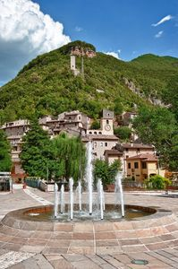 Photo for Holiday apartment Nice suite for 2 people in the mystical and green Valnerina