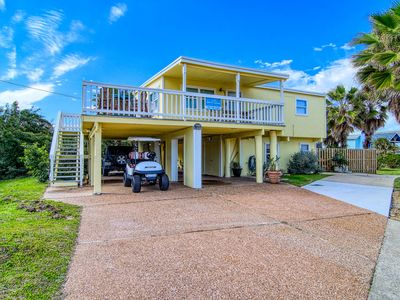 Photo for Our Tern: Pet Friendly, WiFi, Walk to the Beach, Free Golf Cart