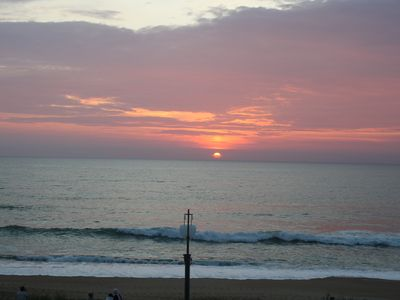 Photo for Ocean front apartment Anglet