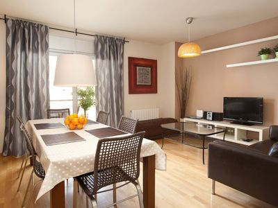 Photo for 3BR Apartment Vacation Rental in Barcelona