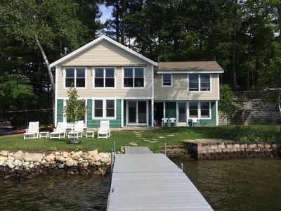 Photo for Superb Lake Waterfront/Beautiful Sunsets/Spacious Great Room/Kayaks & Lake Gear!