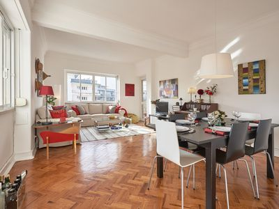 Photo for The Patio House II - Charming, Central & Spacious