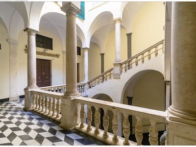 Photo for Casa Acquario Vintage city center, noble Palazzo, 2 bedrooms,  AC&elevator
