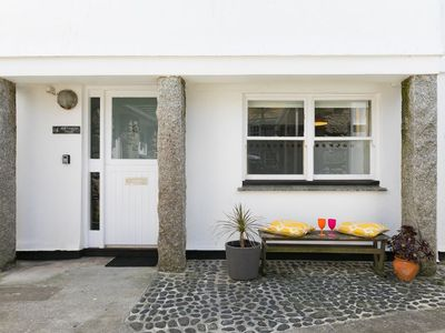 Photo for 4 Porthmeor Court, Central St Ives - Sleeps 6 with Private Parking