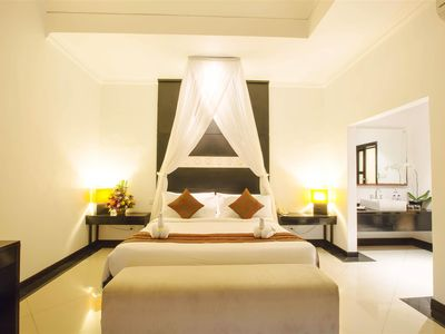 Photo for 2 BR Villa with Private Pool is located at prime location in Seminyak