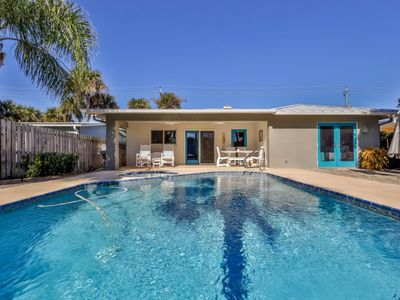 Photo for Beautifully landscaped back yard with Pool