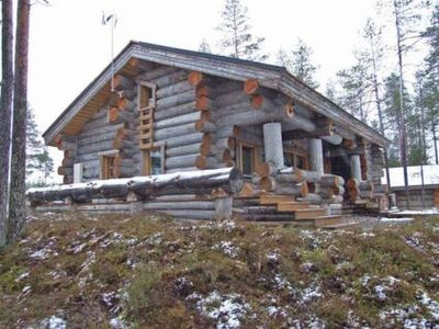 Photo for Vacation home Kuukkelin kumpu in Kuusamo - 8 persons, 4 bedrooms