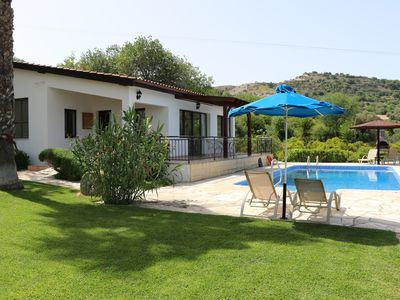 Comfortable Villas In Peaceful Surroundings With Big Private Pool
