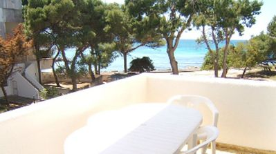 Photo for Residence with a panoramic view of the sea which is only 50 meters away, in Rivabella Marina di Gallipoli