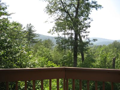 Photo for Level Entry Mountain View Emerald Crest Townhouse in Sapphire Valley Resort