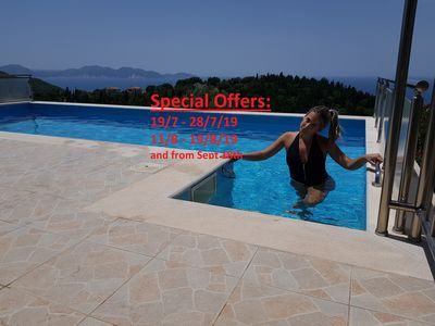 Photo for BRAND NEW: Entheos Prime View Villa