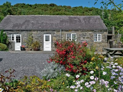 Photo for 2BR Cottage Vacation Rental in Abersoch, Gwynedd