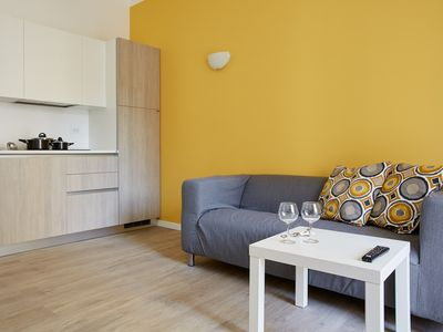 Photo for Modern and bright 1bedroom, Amendola metro station
