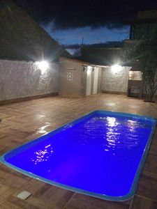 Photo for BEAUTIFUL HOUSE WITH SWIMMING POOL AND BBQ TO 50 METERS FROM THE BEACHFRONT