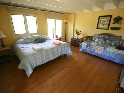 Photo for Spacious & Comfortable Makena Cottage at Ho'omana B&B