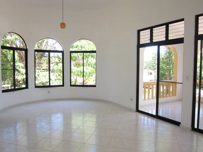 Photo for For long term rental, villa apartment five minute from downtown Sosúa.