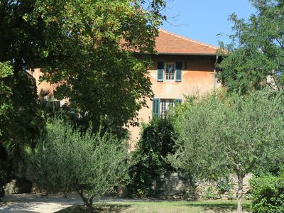 Photo for In exceptional park, calm, dependency of bastide of the 18eme parking, for 2