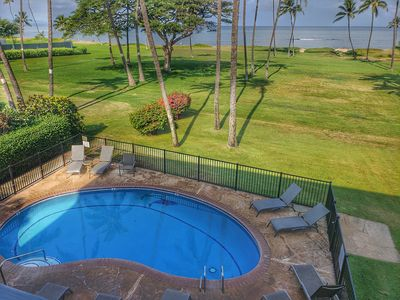 Photo for Leinaala Oceanfront #301 1Bd/1Ba Oceanfront Spectacular Views! Sleeps 4