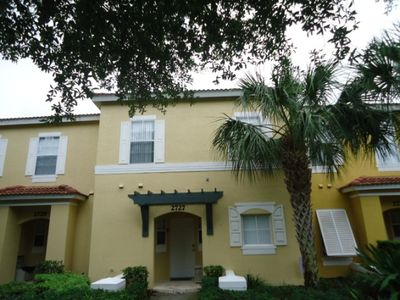 Photo for Beautiful 3 Bed Town Home at Emerald Island Resort Kissimmee