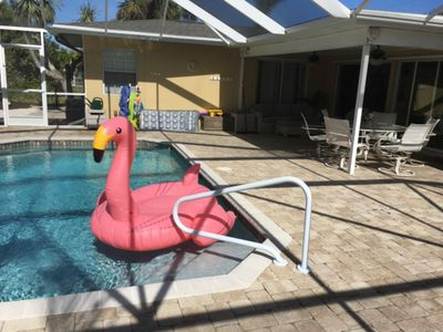 Photo for Closest private rental home to beach access and JW Marriott! 3 minute walk!
