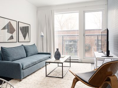 Photo for Sonder | Richmond Ave | Serene 2BR + Sleeper Sofa