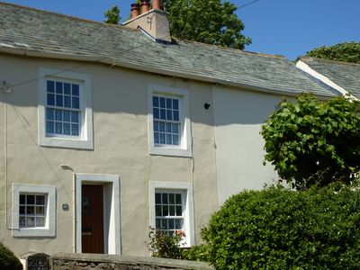 Photo for The Manse Cottage a cosy place to relax in the Western fells, the Lake District