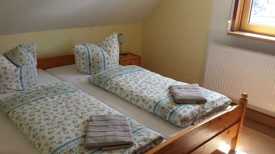 Photo for Double Room 24 - Gasthaus & Pension Am Rennsteig