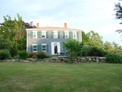 Photo for Historic 7 Bedroom, 2 House Family Compound On Hatch's Cove