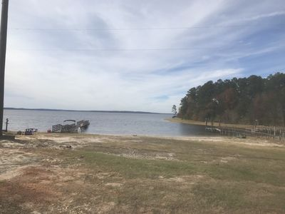 Beautiful One Bedroom Log Cabin with possible pontoon boat rental