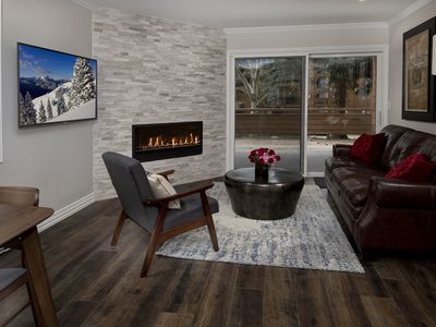 Photo for Newly renovated 2BR condo on Vail bus route, near Village views of Vail Mountain