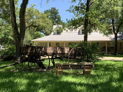 Photo for 7BR Lodge Vacation Rental in Anderson, Texas