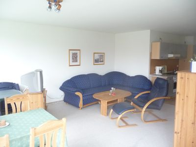 Photo for 'KK05' Apartment i spa north beach, ground floor, terrace, 300m to the North Sea