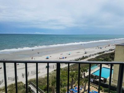 Photo for Ocean View Condo~Palace 505