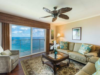 Photo for ~ Spectacular OCEANFRONT Penthouse Views ~