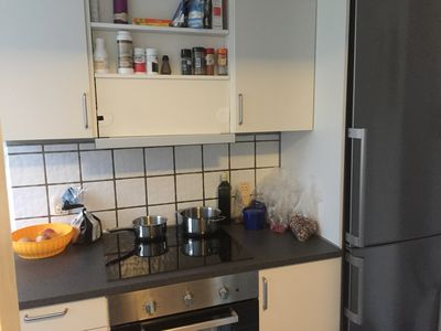 Photo for Cozy apartments in the center of Vejle with a beautiful garden in the backyard