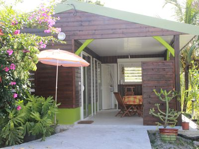 Photo for BUNGALOW T3 near the south beaches / airport / shops