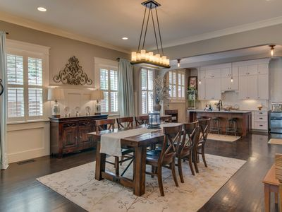 Photo for Luxury in 12South Near Belmont/Lipscomb/Vandy-4BR/4BA -4 Suites Private BATHS