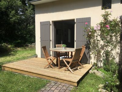 Photo for House with garden at La Trinité sur Mer - Wi-Fi - Animals accepted - 1km from the Port
