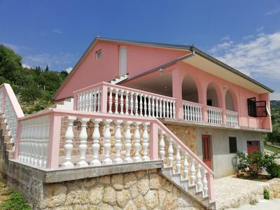 Photo for Holiday house Starigrad Paklenica for 7 - 10 persons with 3 bedrooms - Holiday house