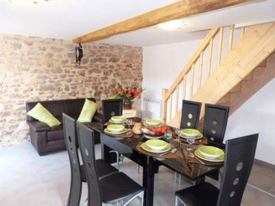 Photo for Gîte for rent in the gorges of Aveyron