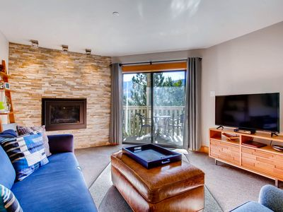 Photo for Modern Condo with walk-in Shower, walk to Lionshead Gondola  Westwind 302