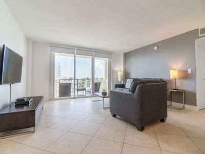 Photo for Ocean Surfisde Apartments - B - 2 bed/1 bath