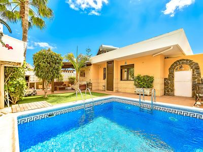 Photo for 4BR Villa Vacation Rental in Costa Adeje, CN