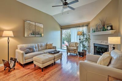Find a home-away-from-home in the heart of Texas!