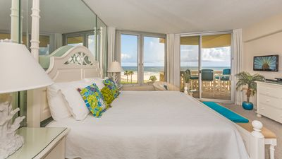 Wake up to a million dollar sunrise view!