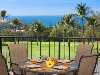 Photo for Ocean & Golf Course Views | AC Included | Starting at $140/n